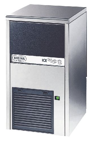 GLACONS 28 KG BREMA ICE MAKERS IMF 28 A/W
