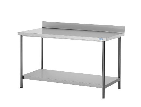 TABLE INOX MURALE